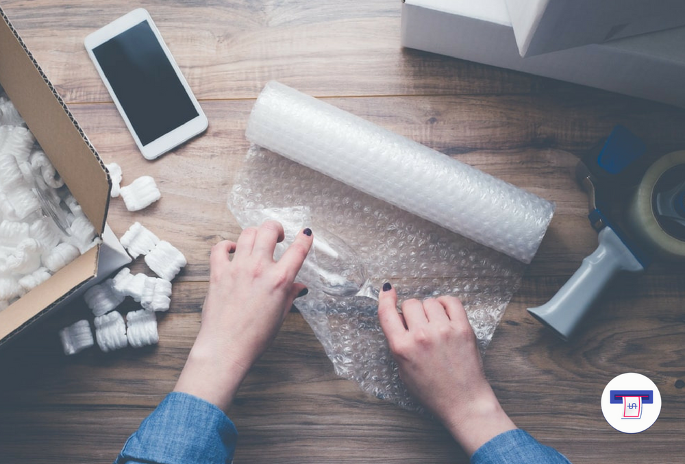 how to protect fragile items when shipping with ups
