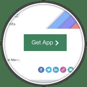get oracle cloud marketplace app